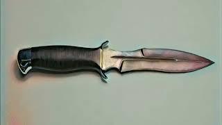 Российские оружейники создали нож из материала которого нет в природе