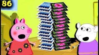 Мультики Свинка Пеппа  У Сьюзи гора планшетов и телефонов  Мультфильмы для детей на русском