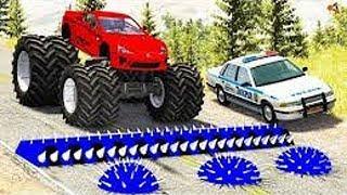 МУЛЬТИКИ про #Машинки игрушки:  Тузик - весельчак ! Мультфильмы для детей про гонки