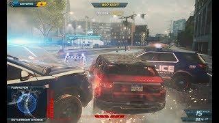 Мультфильмы про Машинки | Аварии Полицейские Погони | Мультик Игра | Need For Speed Most Wanted |#6