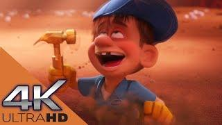 Бей ещё!  ★ Ральф(2012) ★ [лучшие мультфильмы] (4K)