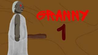 GRANNY|Рисуем Мультфильмы 2|#1