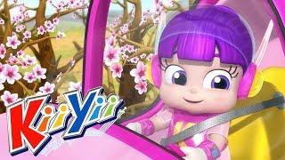 детские песни | 4 сезона + Еще! | KiiYii | мультфильмы для детей