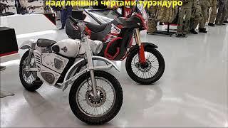 Серийный гражданский мотоцикл от концерна «Калашников» появится в 2019 году