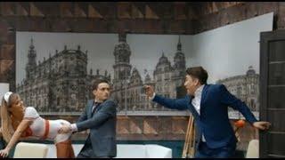 Однажды в России ЗАСТУКАЛИ МЭРА Once in Russia Азамат Мусагалиев-Игорь Ласточкин юмор Новый 47