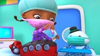 Доктор Плюшева: Клиника для игрушек. Сезон 4 серия 13 | Мультфильм Disney