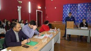 Антикоррупционное занятие для студентов «Синергии»