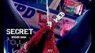 Making Spiderman's WEB/  Как сделать паутину Человека Паука. Part - 1.