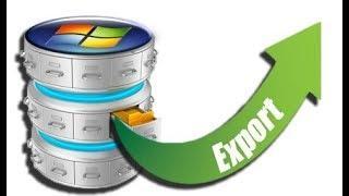 Как сделать копию реестра Windows 7