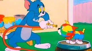 Том и Джерри Tom and Jerry Мультфильмы для детей серия #14