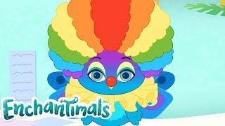 Enchantimals Россия   Забавные истории: Флэп-модник   мультфильмы для детей