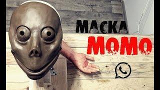 Как сделать маску МОМО из WhatsAppЧто такое Момо на самом деле (1 часть)