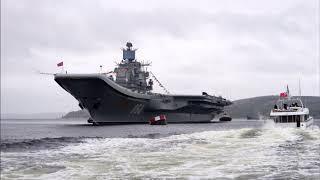 Ремонт  Адмирала Кузнецова  оценивается в 60 млрд рублей