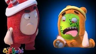✔ Полный Эпизод Oddbods - Тренер Потерпел Крушение | Смешные Мультфильмы Для Детей