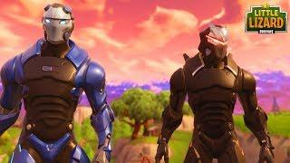 OMEGA AND CARBIDE JOIN FORCES! Fortnite Short Film
