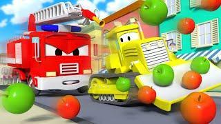 Авто Патруль - Украденные яблоки - Автомобильный Город