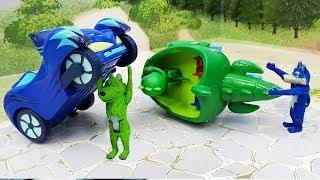 Мультики с игрушками - Под маской! Самые новые видео игрушки и мультфильмы для детей на русском.
