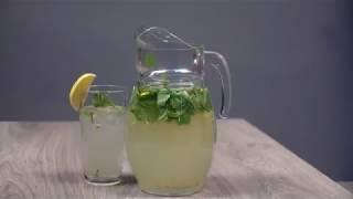 Как сделать лимонад. Рецепт лимонада из лимона
