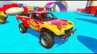Мультики для детей про Машинки Веселые Тачки Цветные Машины Гонки Мультфильмы для Мальчиков