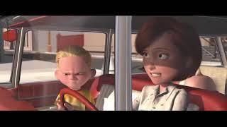 Incredibles 2 - Dash After School - Funny moments #4
