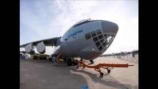 Алексей Рогозин прокомментировал первый полет модернизированного Ил 76МД
