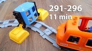 Мультики про машинки все серии 291-296 Город Машинок Мультфильмы для детей видео mirglory