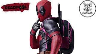 Deadpool Очень, очень, черный юмор.