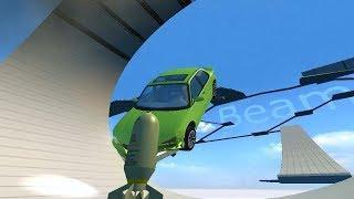 Мультфильмы про Машинки | Аварии Погони для Детей | Новые Мультики | Игра BeamNG.drive |#5