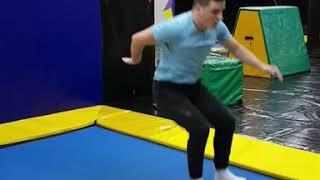 #прыжкинабатуте #батут #юмор приколы