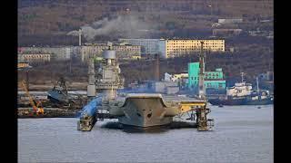 Глава  Звездочки  рассказал о графике модернизации  Адмирала Кузнецова