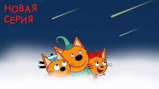 Три кота | Звездопад | Серия 125 | Мультфильмы для детей