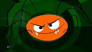 Incy Wincy Паук | детские стишки | Incy Wincy Spider | Booya Russia | русский мультфильмы для детей