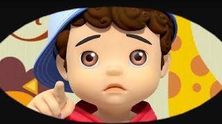 Все серии про головастика Веснушку  - сборник серий 27 - 31 - Мультфильмы - Kids Videos
