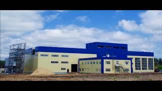 В Ленинградской области открыт завод MAPEI по производству продуктов строительной химии