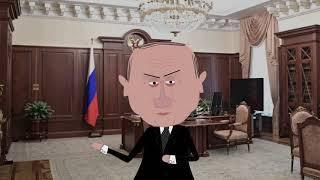 Путин и новые налоги в России.  Zapolskiy мультфильмы