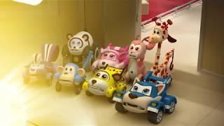 Врумиз ( все серии) Мультфильмы про машинки