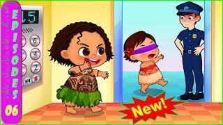 моана и мауи cказки для детей ♛ Смешные для детей ♛ Мультфильмы для детей ❤ #6