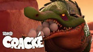 CRACKÉ - КРЕКЕ | Грозный 8 | Мультфильмы для детей | Сборник