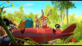 Заячья школа 2018 смотреть онлайн мультфильмы новинки новые мультики дисней для детей