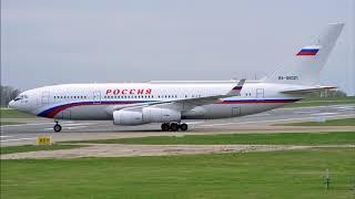 На чем летает Владимир Путин