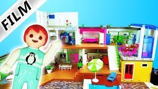 Playmobil Film deutsch | NEUE ETAGE in der Luxusvilla | Emmas & Julians neues Zimmer | Familie Vogel