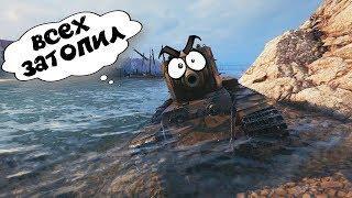 World of Tanks Приколы - ЮМОР в Мире Танков #148