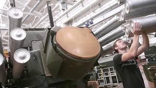 В России началось  серийное производство  гиперзвуковых боевых  блоков «Авангард»
