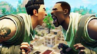 Battle of the Noobs | A Fortnite Film