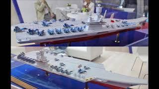 Новый российский проект «легкого» авианосца с 4 ГТД М 90ФР