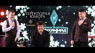 НОВИНКА! Территория юмора - Новогоднее выступление 2019