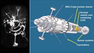 Ядерный реактор на орбите   система целеуказания - Легенда