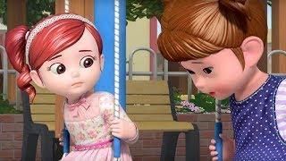 Давай представим + Друг с веснушками -Консуни-сборник - Мультфильмы для девочек - Kids Videos