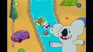 Мы Голые Медведи: Beary Rapids [Мультфильмы Сетевые Игры]