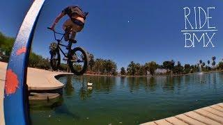 BMX: FOUR DAYS TO FILM AN EDIT - HUNTER CUMING